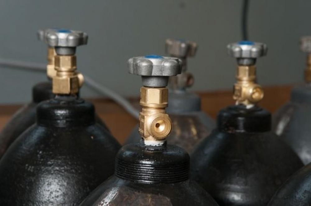 Сварочная смесь в баллонах - Аргон+двуокись углерода