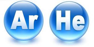 Сварочная смесь или углекислота, аргон и гелий