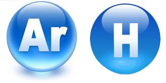 Сварочная смесь или углекислота, аргон и водород