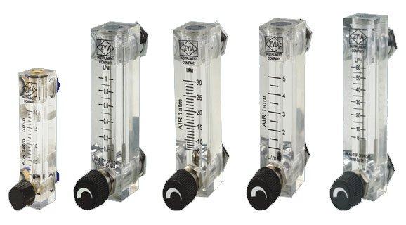 Ротаметр для смешивания сварочной смеси или углекислоты