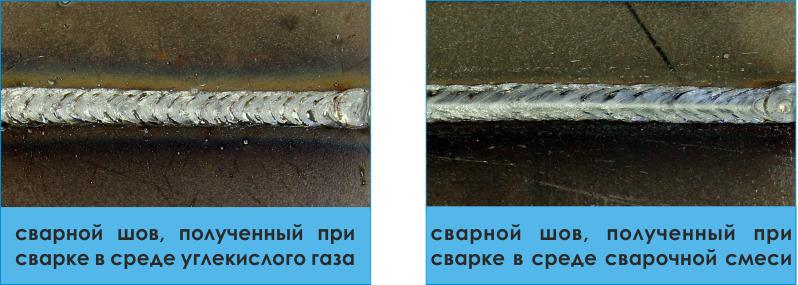 Швы покажут, как правильно варить полуавтоматом с углекислотой