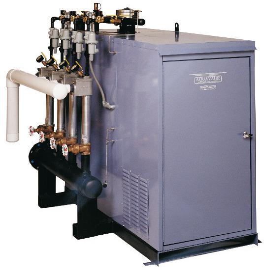 В отоплении пропан бутаном применяется смесительная установка