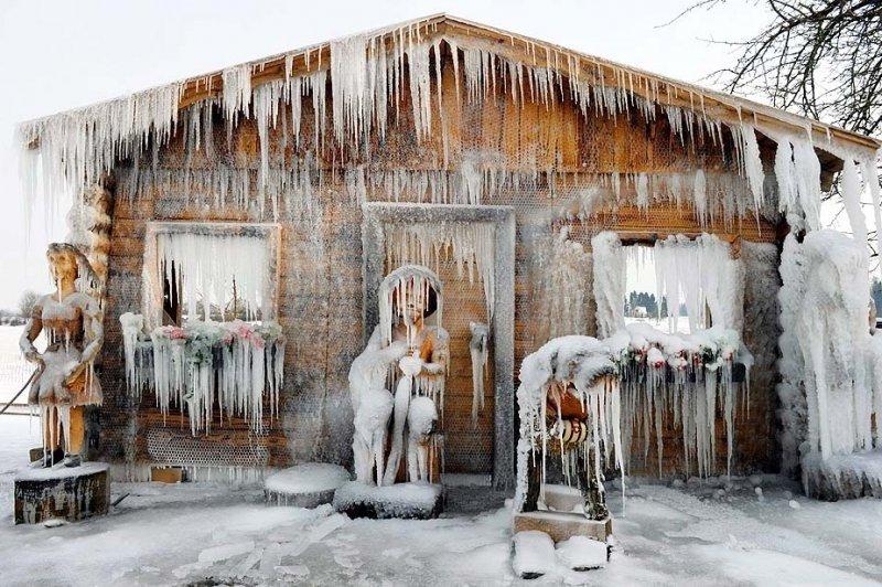 Резкое похолодание повысило цены на пропан бутан