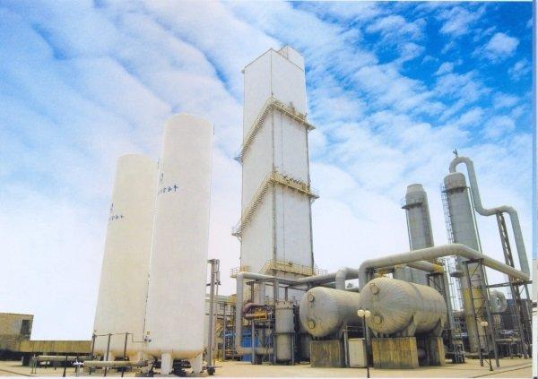 Установки для добычи газа аргона