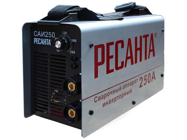 Сварочный аппарат типа инвертор САИ-250