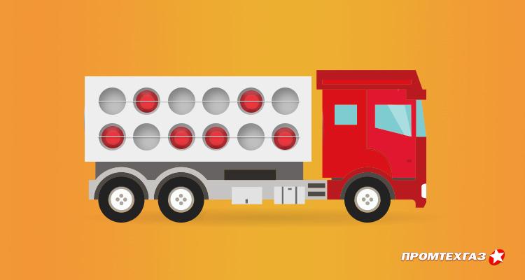 Перевозка газовых баллонов: регулирующие документы и правила