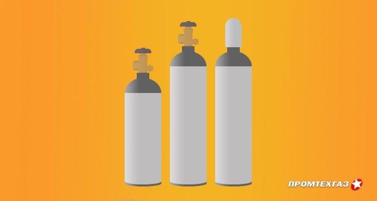 Металлические баллоны высокого давления – изготовление, сфера применения и правила выбора