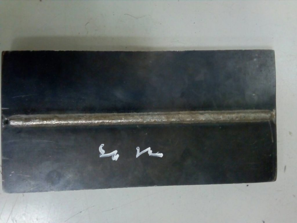орбитальная сварка черной стали - обратная сторона