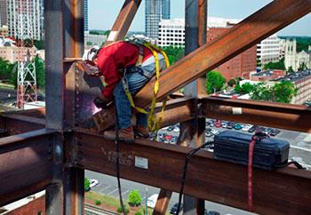 FCAW сварка строительных конструкций