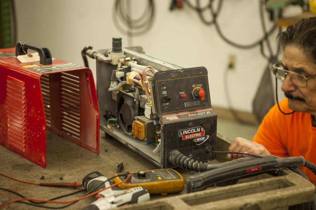 ремонт сварочного аппарата
