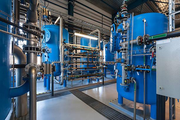 фильтрационная очистка питьевой воды газами