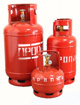 цены на пропан в газовых баллонах
