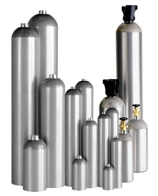 Градуировочные смеси газов