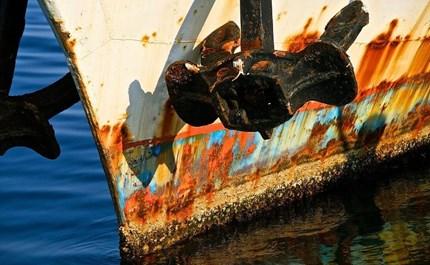 морская коррозия металлов судов
