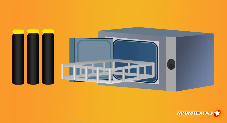 Газовая стерилизация: особенности технологии