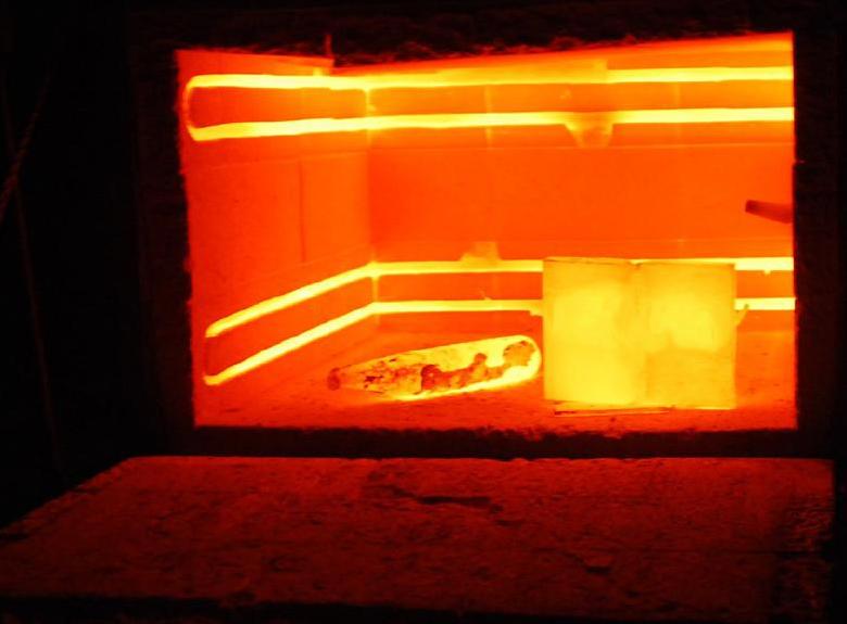 высокотемпературная обработка металлов
