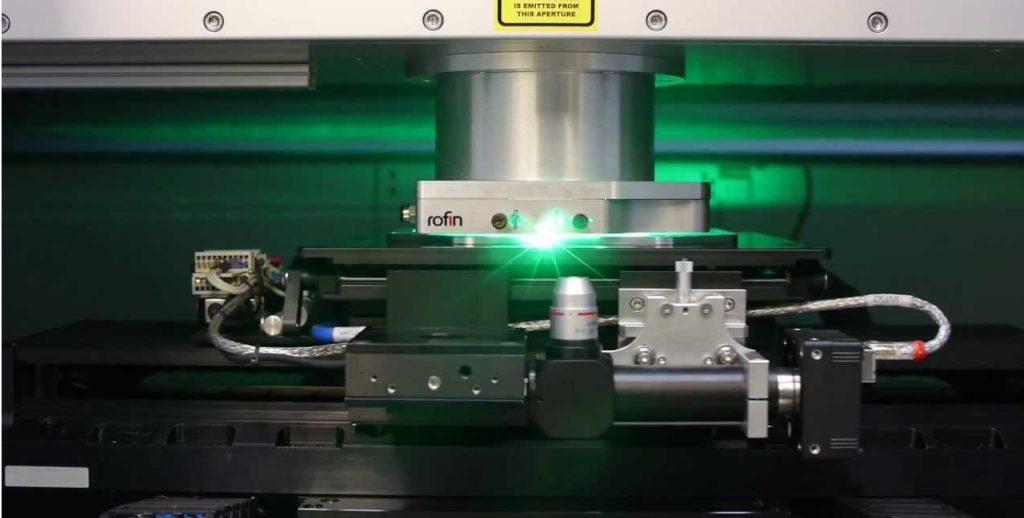 лазеры в микроэлектронике
