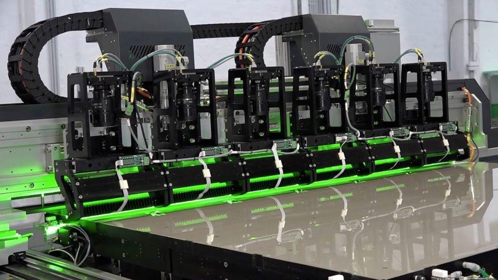 эксимерные лазеры в микроэлектронике