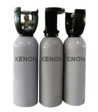 баллоны с газом ксеноном