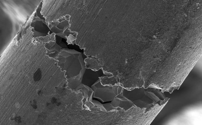 межкристаллитная коррозия