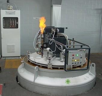 установка для газовой карбюризации
