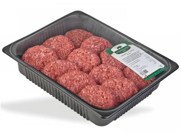 упаковка свежего мяса в модифицированную атмосферу