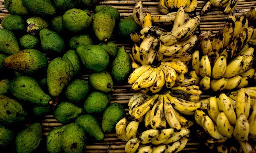 как портятся фрукты на открытом воздухе