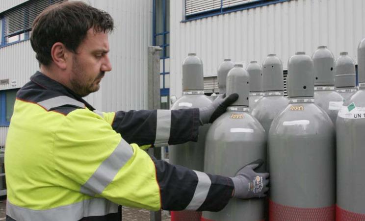 правила по работе с баллонами с газом