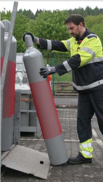 правила по транспортировке газовых баллонов