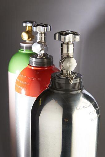 баллоны с защитными газовыми смесями