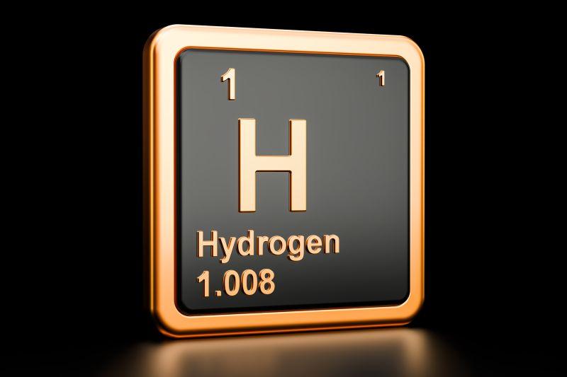 химический элемент водород