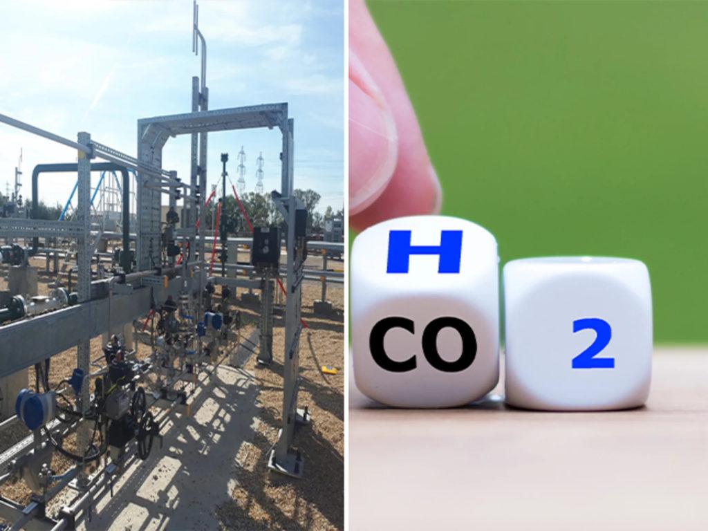 получение водорода из газа