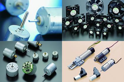 разновидности миниатюрных двигателей в электронике